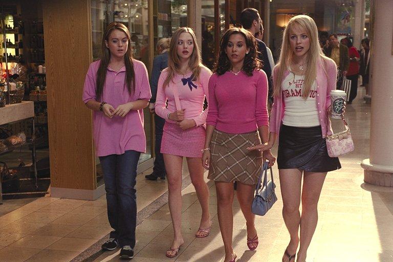 Mean girls movie stills